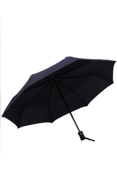 Halfır Tam Otomatik Şemsiye Açılır Kapanır Rüzgarda Kırılmayan