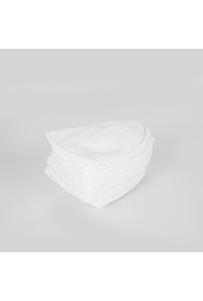 Kanaviçe Nida Beyaz Takke 12 Li