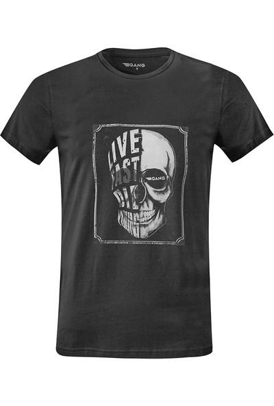 Gang Lıve Fast Dıe Young T-Shirt