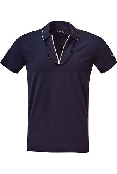 Gang Chain Polo T-Shirt