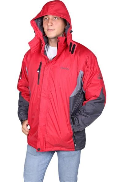 Tryon Outdoor Erkek Kaban Kırmızı