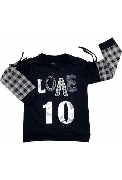 Tuffy Kız Çocuk Sweatshirt 5-8 Yaş