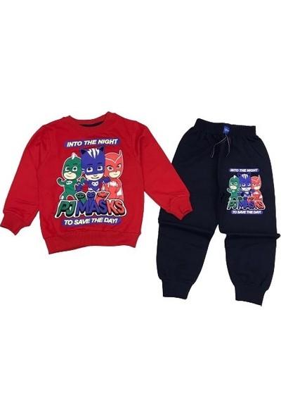 Baby Hil Pijamaskeliler Erkek Çocuk Eşofman Takımı