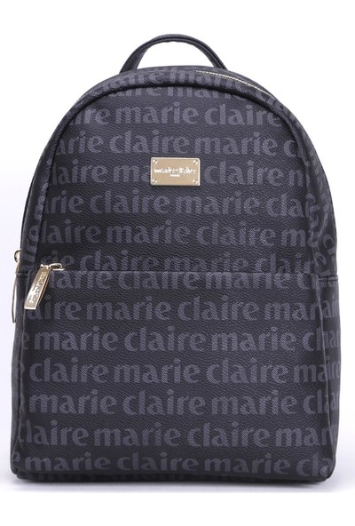 Marie Claire Siyah Kadın Sırt Çantası Diana MC212102022