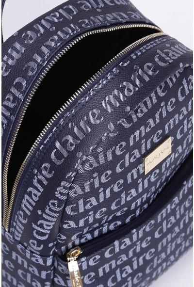 Marie Claire Lacivert Kadın Sırt Çantası Diana MC212102022