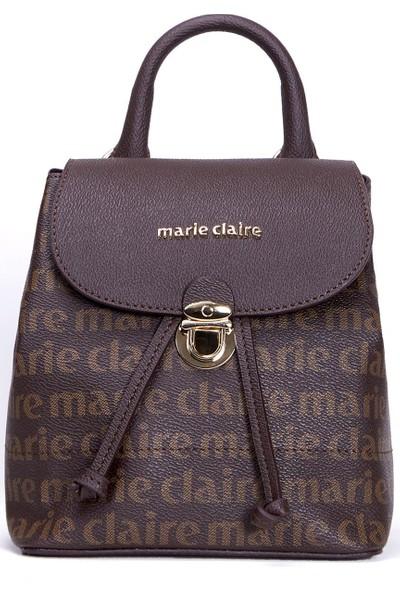 Marie Claire Kahve Kadın Sırt Çantası Azura MC212102188