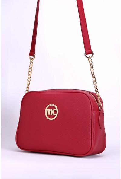 Marie Claire Kırmızı Kadın Postacı Çantası Hilda MC212103223
