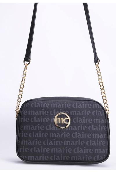 Marie Claire Siyah Kadın Postacı Çantası Lucy MC212103222