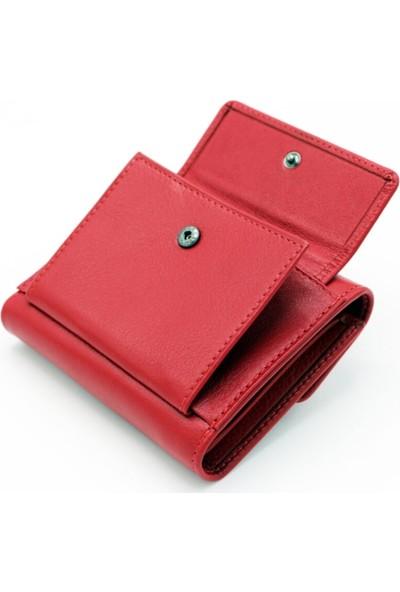 Grande Kadın Cüzdan & Kartlık 2633 Cüzdan Kırmızı