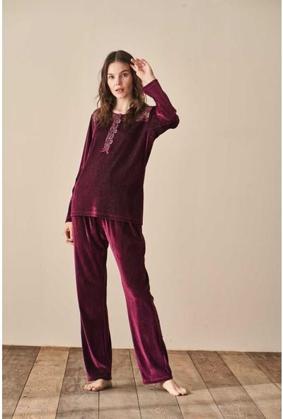 Feyza Kadın Pijama Takımı 3928-