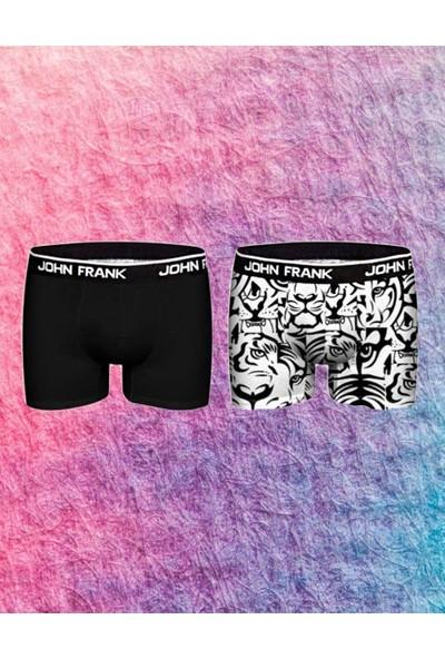 John Frank 2'li Tora Boxer