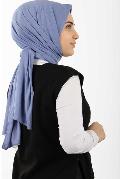 Sima Penye Şal - Mavi