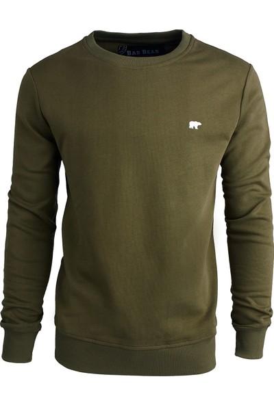 Bad Bear Erkek Sweatshirt Presage 200212012-KHK