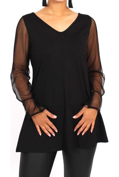 Melisita Isadora Büyük Beden Bluz