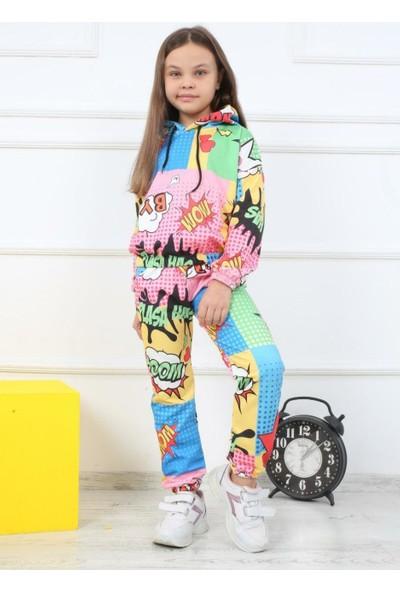 Kız Çocuk Eşofman Takımı