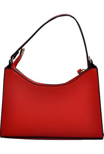 Capella Bag Kadın Zincirli Baget Çanta