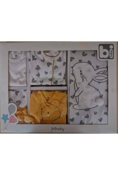 Bi Baby Lovely Rabbit 10LU Set