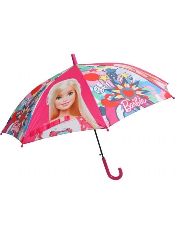 Frocx Lisanslı Barbie One To One Çocuk Şemsiyesi
