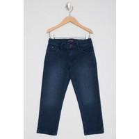 U.S. Polo Assn. Lacivert Denim Pantolon 50226125-VR033