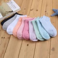 Zirve 10'lu Kadın Renkli Patik Çorap (Antibakteriyel Extra Soft)