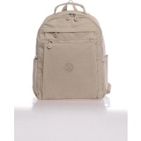 Smart Bags Kadın Bej Sırt Çantası 1247-0003
