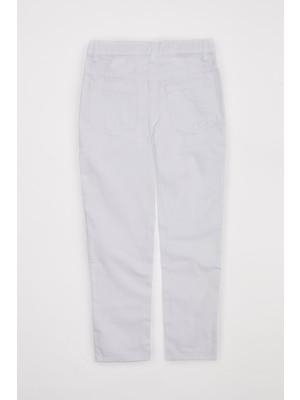Defacto Erkek Çocuk Regular Fit 5 Cepli Dokuma Pantolon M5171A620AU