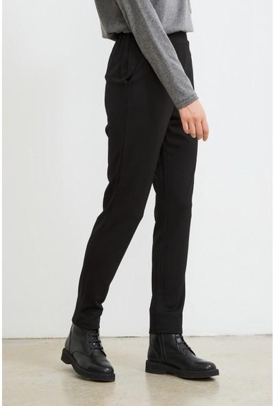 Love my body Kadın Chino Örme Pantolon
