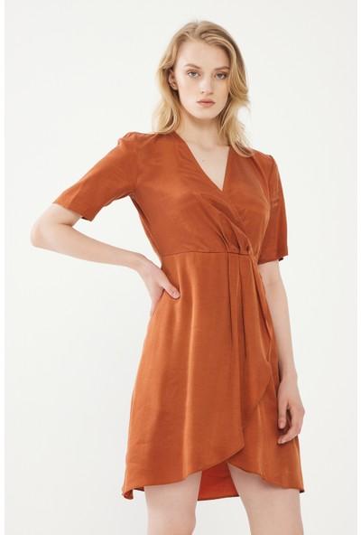 adL Kadın Kısa Kol Elbise