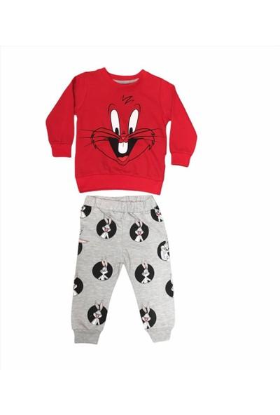 Ram Çocuk Bugs Bunny Baskılı Takım