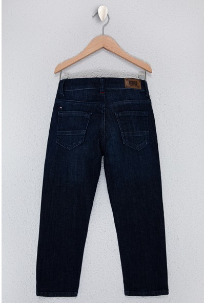 U.S. Polo Assn. Mavi Denim Pantolon 50226115-DN0023