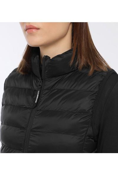 Lumberjack Basic Vest W Siyah Kadın Yelek