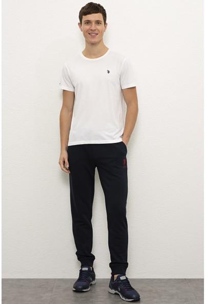 U.S. Polo Assn. Erkek Lacivert Örme Pantolon 50225485-Vr033