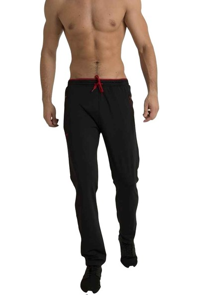 Crosstime Erkek Siyah Eşofman Altı Dalgıç Kumaş Crosstime 2018-02