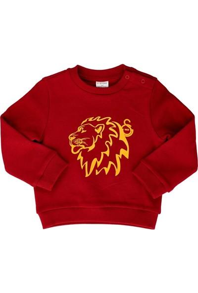 Galatasaray Bebek Kırmızı Sweatshirt