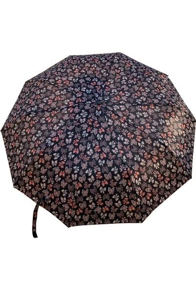 Rota 3020W 8 Telli Full Otomatik Açılan Kadın Şemsiye
