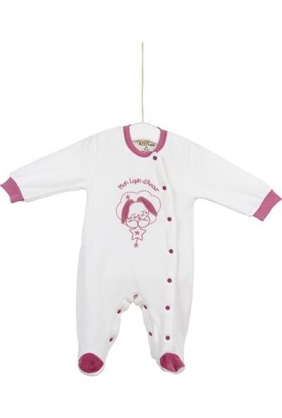 Aziz Bebe 6624 Kız Bebek Tulum