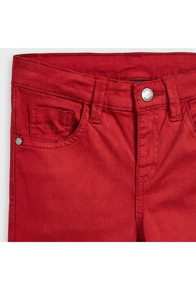 Mayoral Erkek Çocuk Slimfit 5 Cepli Pantolon 517