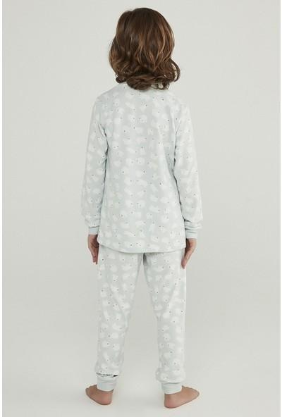 Penti Erkek Çocuk Polar Bear Termal 2li Pijama Takımı