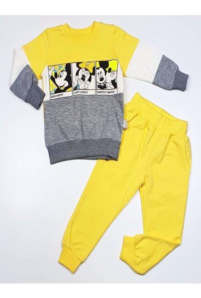 Limones Kız Çocuk Eşofman Takım