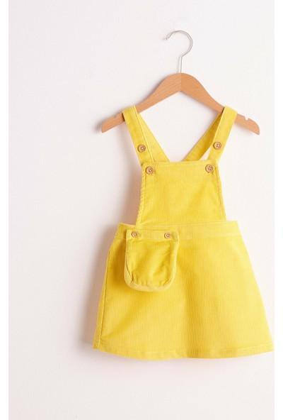 LC Waikiki Kız Bebek Elbise