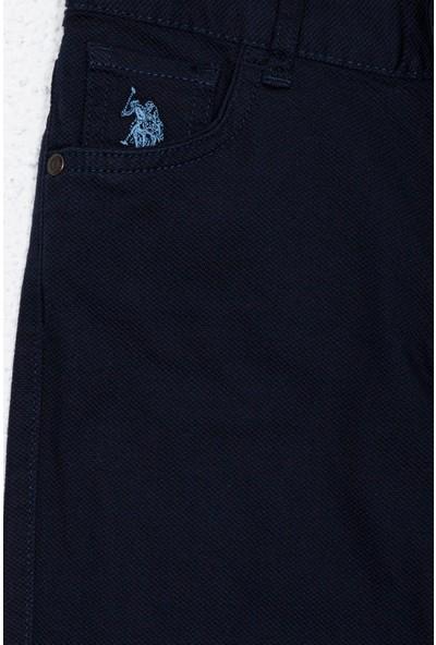 U.S. Polo Assn. Erkek Çocuk Lacivert Chinos 50220965-Vr033