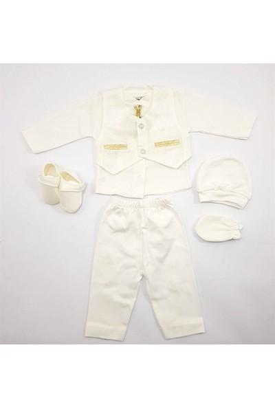 Babylia Erkek Bebek Mevlüt Takımı