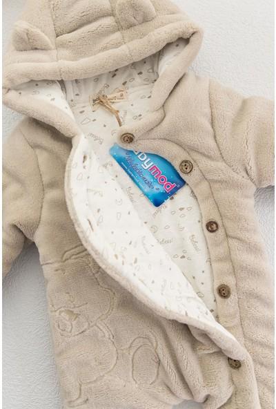 Babymod Ayıcık Figürlü Welsoft Peluş Astronot Bebek Tulum