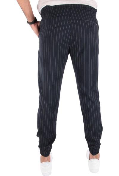 Tom Free Store Erkek Rahat Kalıp Paçası Lastikli Jogger Pantolon