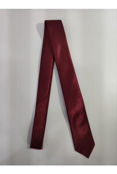 Mert Giyim Bordo Kravat