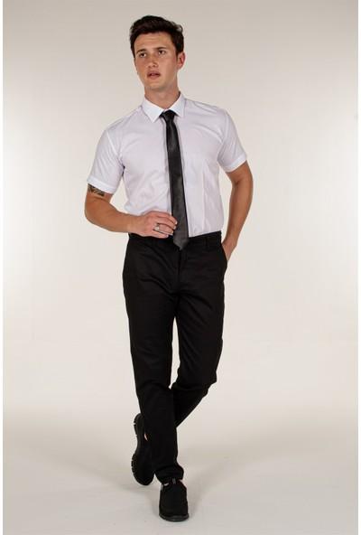 Mert Giyim Siyah Kravat