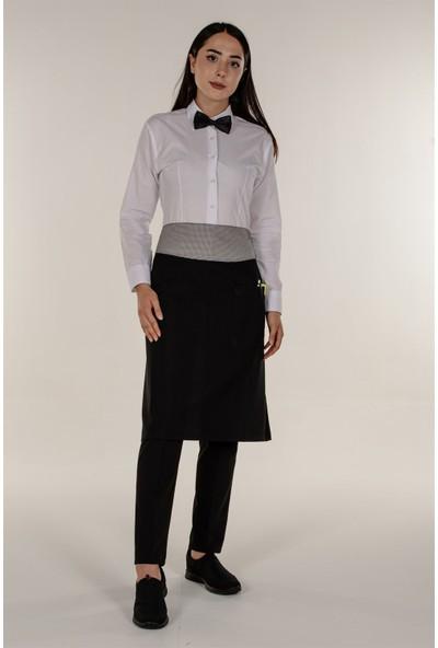Mert Giyim Siyah Papyon