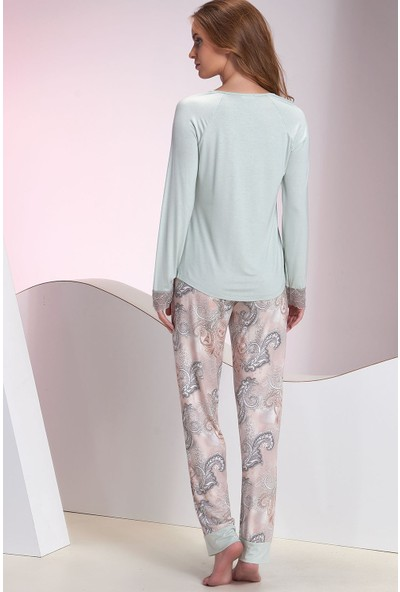 Sevim Kadın Pijama Takım