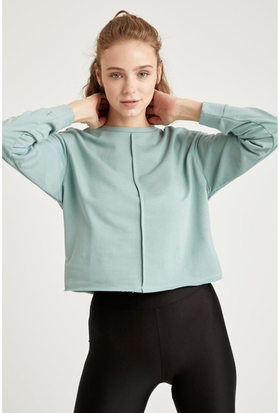 Defacto Basic Sweatshirt