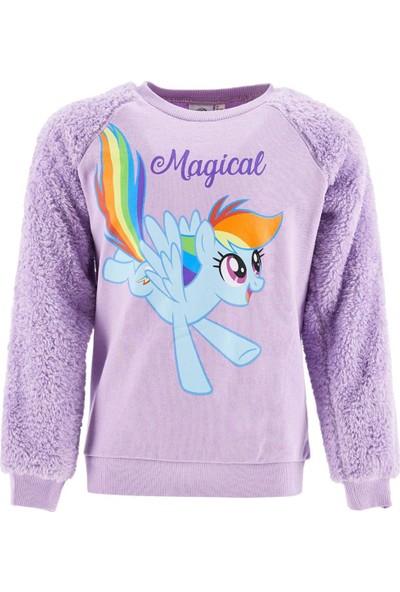 Defacto Kız Çocuk My Little Pony Lisanslı Sweatshirt
